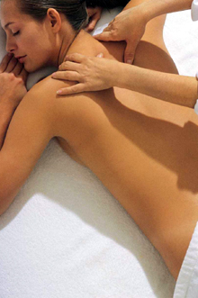 Massagen genießen